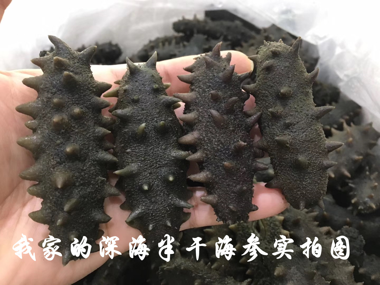 淡干海参价格一斤多少钱,揭秘海参商家卖海参的惯用套路